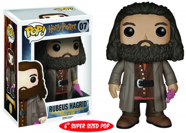 POP HARRY POTTER HAGRID 15 cm VINYL FIGUR