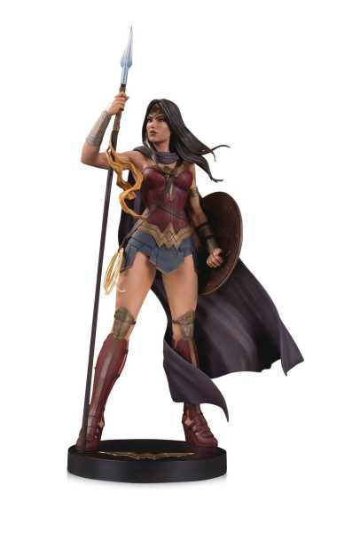 DC DESIGNER SERIES WONDER WOMAN BY JENNY FRISON STATUE
