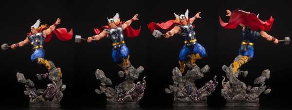 VORBESTELLUNG ! Marvel Avengers 1/6 Thor 44 cm Fine Art Statue