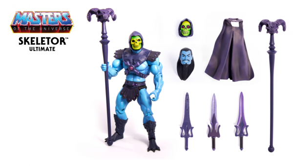 Masters of the Universe Ultimate Skeletor ACTIONFIGUR