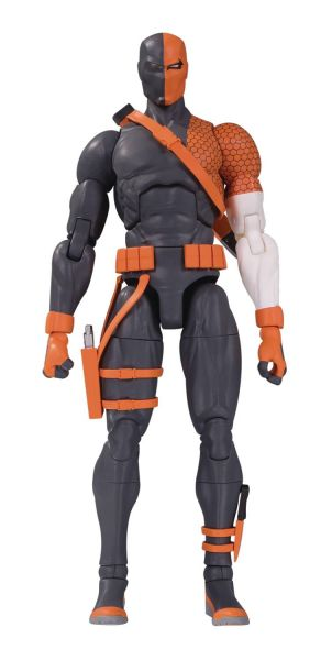 DC ESSENTIALS DEATHSTROKE ACTIONFIGUR
