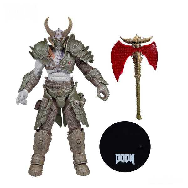 Doom Series 2 Marauder 7 Inch Actionfigur