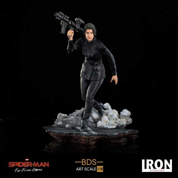 VORBESTELLUNG ! Spider-Man: Far From Home Maria Hill 20 cm Scale 1/10 BDS Art Deluxe Statue
