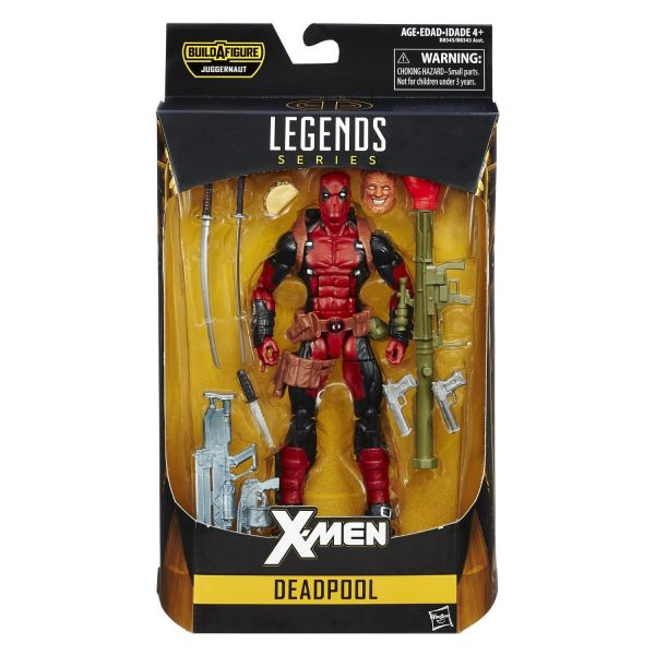 MARVEL LEGENDS X-MEN: DEADPOOL 15cm ACTIONFIGUR