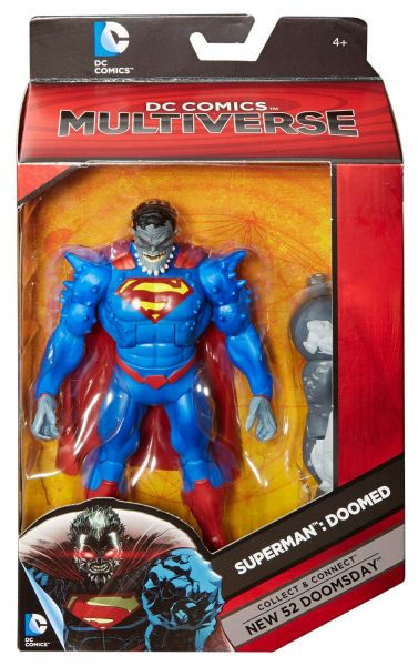 DC MULTIVERSE 15cm SUPER DOOMSDAY ACTIONFIGUR