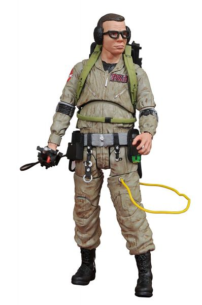 "GHOSTBUSTERS 2 SELECT SERIES 6 ""GEARED UP"" LOUIS TULLY ACTIONFIGUR"