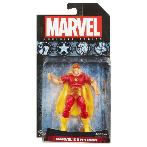 MARVEL INFINITE SERIES HYPERION 10cm ACTIONFIGUR