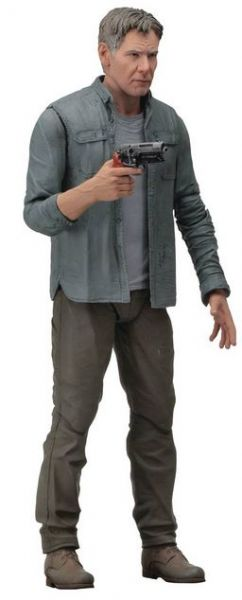 BLADE RUNNER 2049 MOVIE DECKARD ACTIONFIGUR
