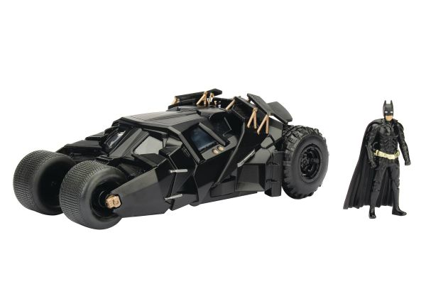 METALS BATMAN DARK KNIGHT TUMBLER 1/24 VEHICLE