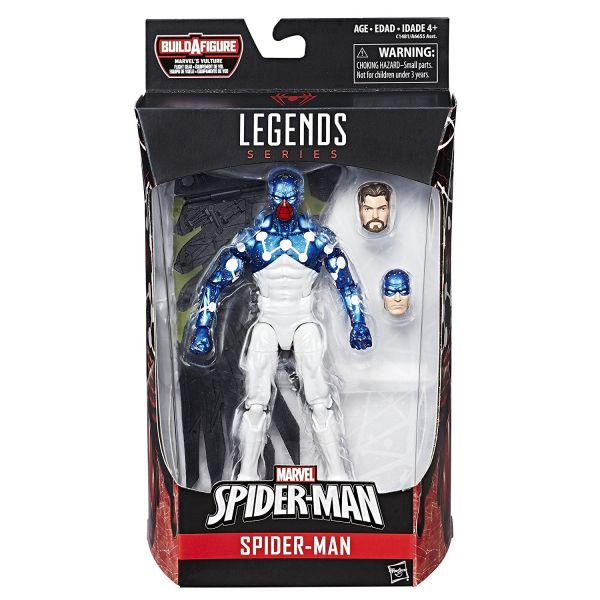 SPIDER-MAN HOMECOMING 15 cm LEGENDS COSMIC SPIDER-MAN ACTIONFIGUR