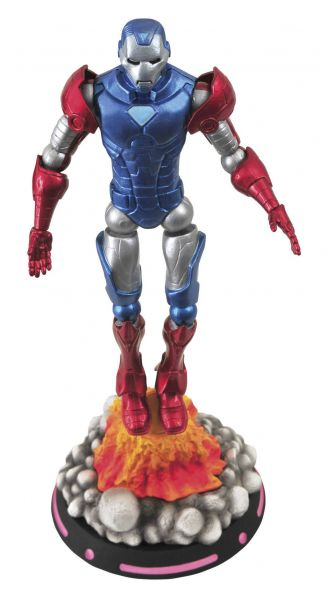 MARVEL SELECT WHAT IF CAPTAIN AMERICA ACTIONFIGUR