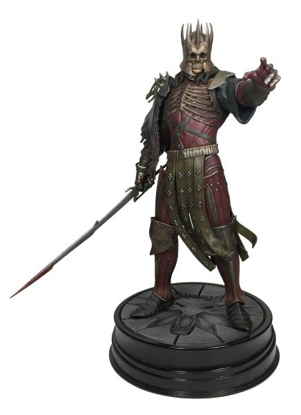 WITCHER 3 WILD HUNT EREDIN STATUE