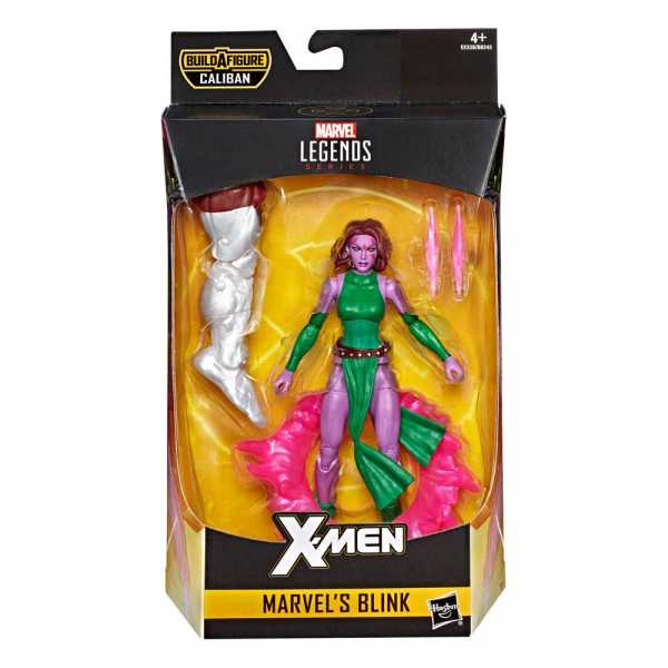 X-MEN LEGENDS BLINK ACTIONFIGUR ohne BAF-Teil