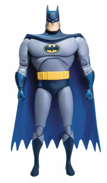 BATMAN ANIMATED BATMAN 1/6 SCALE COLLECTIBLE ACTIONFIGUR