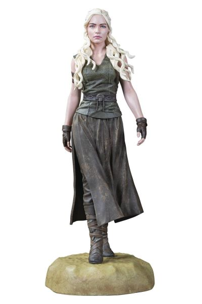 GAME OF THRONES DAENERYS MOTHER DRAGONS STATUE