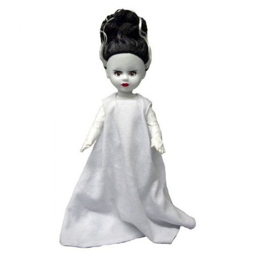 LIVING DEAD DOLLS FRANKENSTEIN AND THE BRIDE: THE BRIDE PUPPE