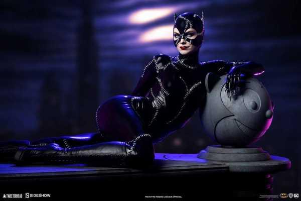 VORBESTELLUNG ! Batmans Rückkehr 1/4 Catwoman 34 cm Maquette