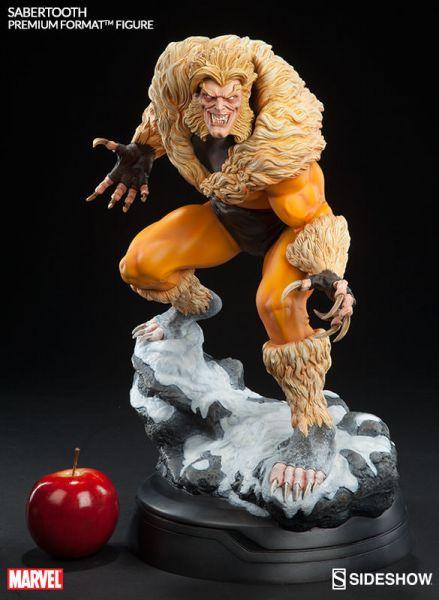 Marvel Premium Format Figur 1/4 Sabretooth Classic 45 cm