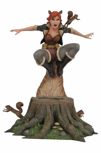 MARVEL GALLERY SQUIRREL GIRL COMIC PVC STATUE