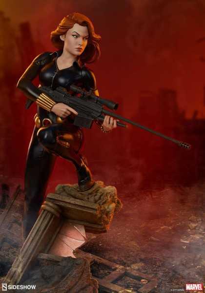 VORBESTELLUNG ! Avengers Assemble 1/5 Black Widow 37cm Statue