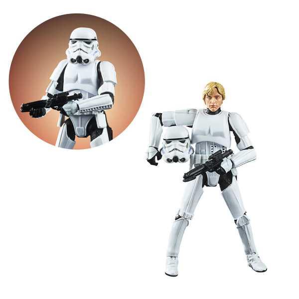 Star Wars The Vintage Collection Luke Skywalker Stormtrooper Disguise Actionfigur