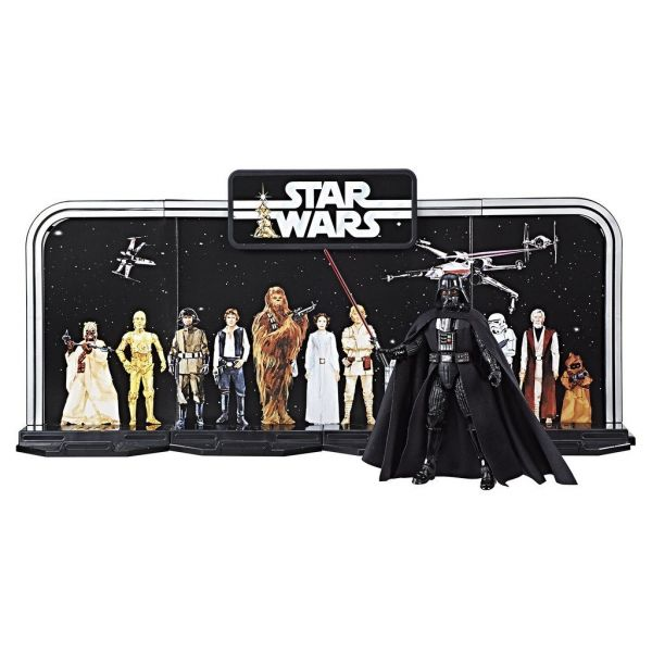 Star Wars Black Series 40th Anniversary Legacy Pack inkl. Darth Vader Actionfigur