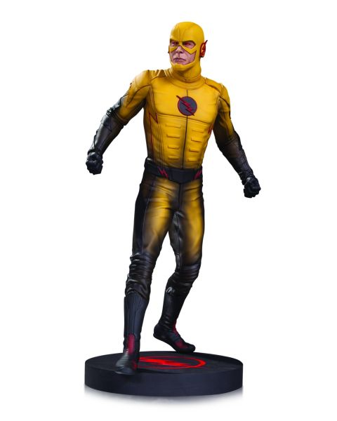 FLASH TV REVERSE FLASH STATUE