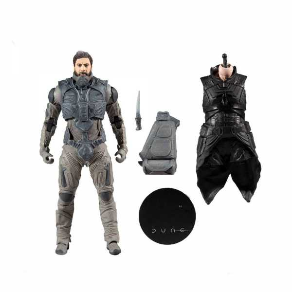 VORBESTELLUNG ! Dune Stilgar 18 cm Build A Rabban Actionfigur