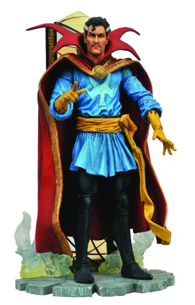 MARVEL SELECT DOCTOR STRANGE ACTIONFIGUR