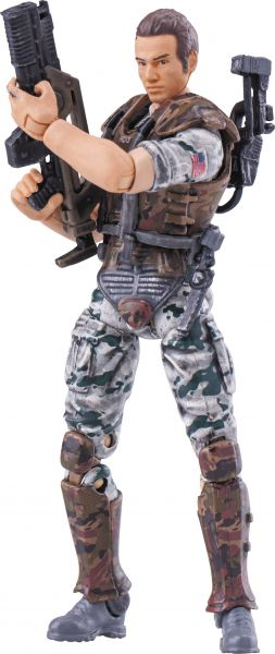 ALIENS COLONIAL MARINE HICKS PX 1/18 SCALE 10cm ACTIONFIGUR