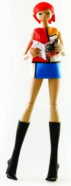 WORLD OF ISOBELLE PASCHA GALLERY GAL ISOBELLE 1/6 SCALE ACTIONFIGUR