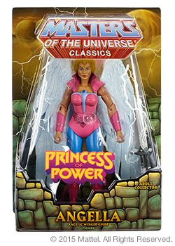 Masters of the Universe® Angella ACTIONFIGUR