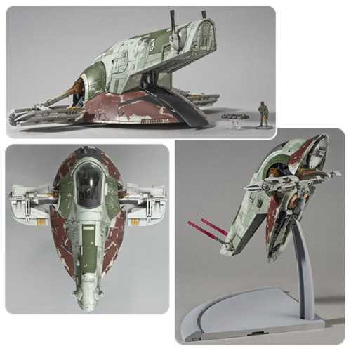 VORBESTELLUNG ! Star Wars Slave 1 1:144 Scale Modellbausatz