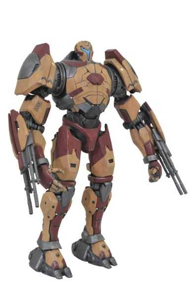 PACIFIC RIM 2 SELECT SERIES 3 VALOR OMEGA ACTIONFIGUR