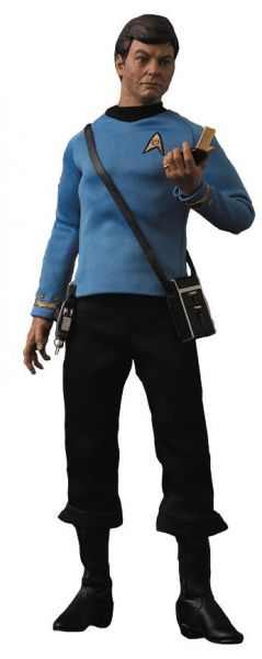 STAR TREK MASTER SERIES LEONARD BONES MCCOY 1/6 SCALE ACTIONFIGUR