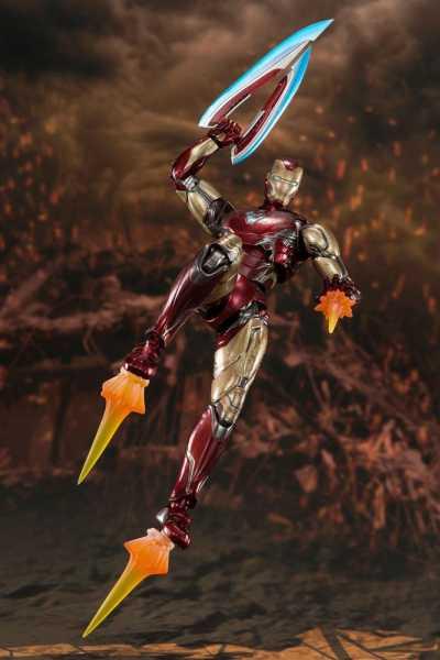 Avengers: Endgame S.H. Figuarts Iron Man Mk 85 (Final Battle) 16 cm Actionfigur