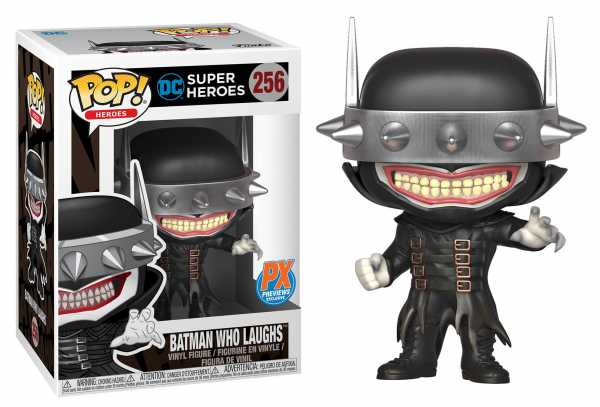 POP DC HEROES BATMAN WHO LAUGHS PX VINYL FIGUR