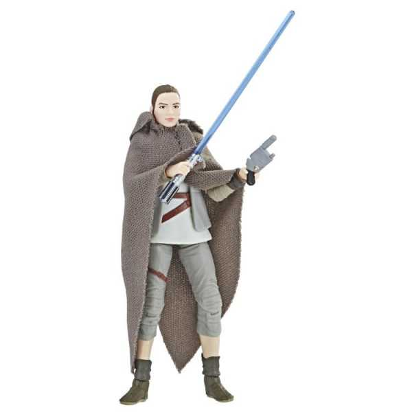 STAR WARS VINTAGE 10 cm REY (JEDI TRAINING) ACTIONFIGUR