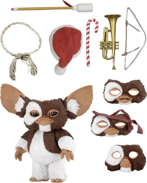 GREMLINS ULTIMATE GIZMO 17,5cm SCALE ACTIONFIGUR