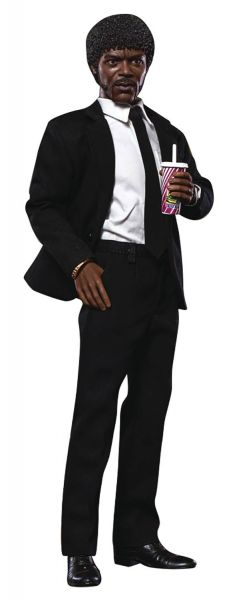 PULP FICTION JULES WINNFIELD 1/6 ACTIONFIGUR