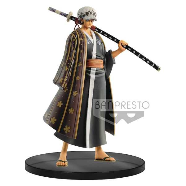 VORBESTELLUNG ! ONE PIECE GRANDLINE MEN WANO COUNTRY V3 LAW DXF STATUE