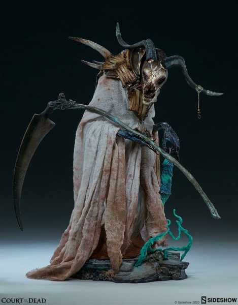 VORBESTELLUNG ! Court of the Dead Shieve: The Pathfinder Premium Format 48 cm Statue