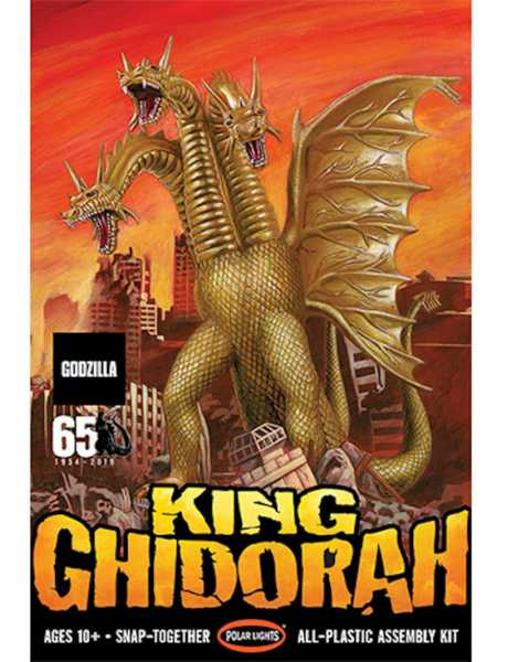 Godzilla King Ghidorah 1:350 Modellbausatz