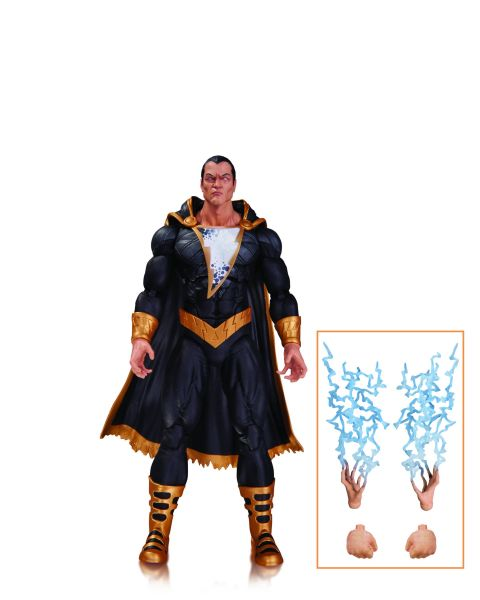 DC ICONS BLACK ADAM FOREVER EVIL ACTIONFIGUR