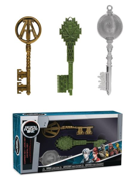 FUNKO READY PLAYER ONE KEY 3-PACK
