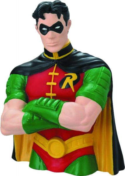 DC HEROES ROBIN SPARDOSE