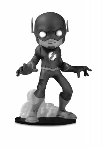 DC ARTISTS ALLEY FLASH BY UMINGA BLACK &WHITE VARIANT VINYL FIGUR