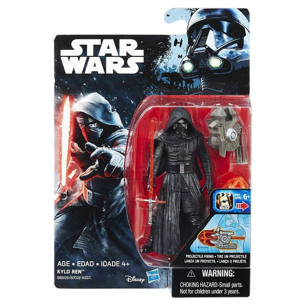 Star Wars The Force Awakens Kylo Ren 10cm Actionfigur