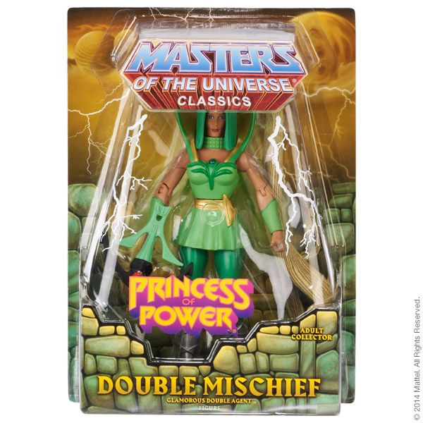 Masters of the Universe® Double Mischief ACTIONFIGUR