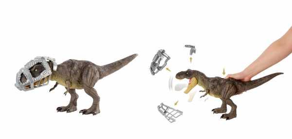 VORBESTELLUNG ! Jurassic World Stomp 'n Escape Tyrannosaurus Rex Actionfigur